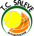 Bienvenue au TC SALEVE Logo
